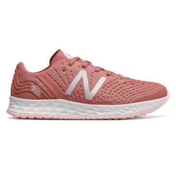 New Balance Fresh Foam Crush, Dusted Peach with Sunrise Glo & White