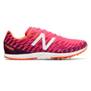 NB XC700v5 Spike, Alpha Pink with Dark Mulberry