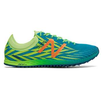 New Balance XC900v4 Spike, Pisces with Bleached Lime Glo