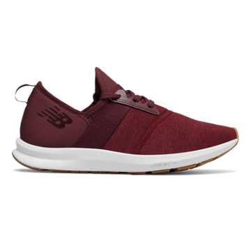 New Balance FuelCore NERGIZE, Burgundy with White