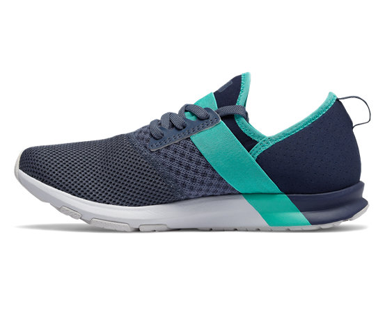 f770e362c9655 New Balance FuelCore NERGIZE, Vintage Indigo with Teal & Pigment