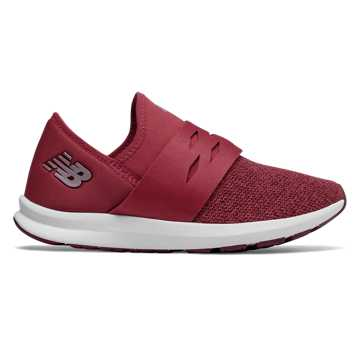 New Balance FuelCore Spark, Earth Red with Burgundy