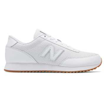New Balance 501 Ripple Sole, White