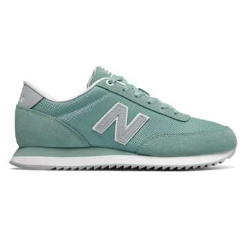 New Balance 501 Ripple Sole, Mineral Sage with Light Cyclone