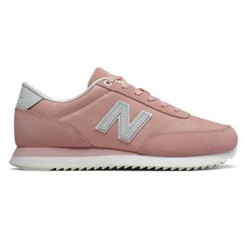 New Balance 501 Ripple Sole, Himalayan Pink with Arctic Fox