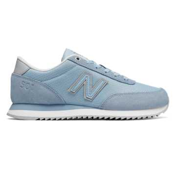 New Balance 501 Heritage, Clear Sky with White