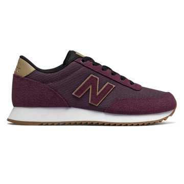 New Balance 501, Dark Current with Hemp