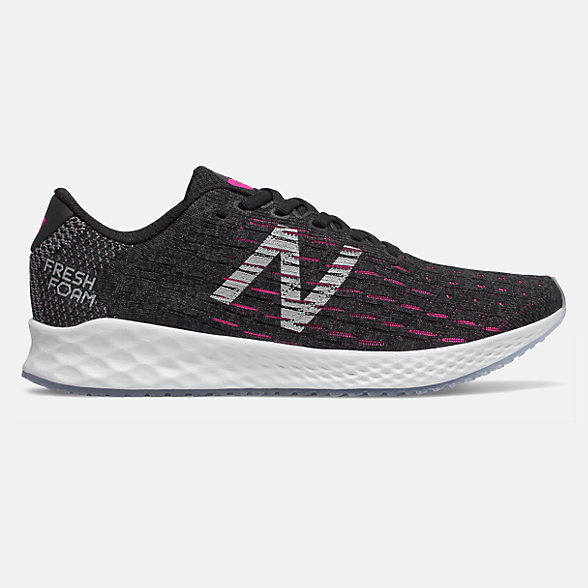 New Balance Zante系列女款跑步鞋 動態貼合 輕盈緩震, WZANPBP