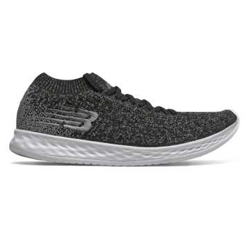 New Balance Fresh Foam Zante Solas, Black with Castlerock & White