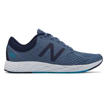 New Balance Fresh Foam Zante v4, Deep Porcelain Blue with Pigment & Maldives Blue