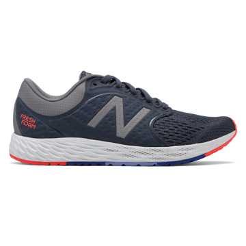 New Balance Fresh Foam跑步鞋 女款 轻量缓震 舒适回弹, 深灰色