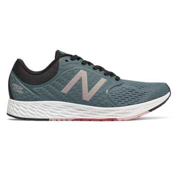 New Balance Fresh Foam Zante v4, Light Petrol with Black