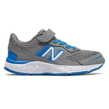 New Balance 680v6, Marblehead with Vision Blue