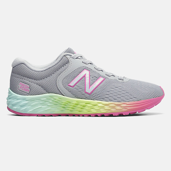 New Balance Bungee Lace Fresh Foam Arishi v2, YAARIFL2