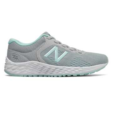 New Balance Fresh Foam Arishi v2, Light Aluminum with Light Reef
