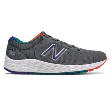 New Balance Bungee Lace Fresh Foam Arishi v2, Lead with Techtonic Blue