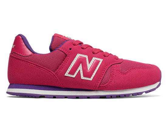 Details about New Balance 373 Girls Footwear Toddler Trainers Lilac All Sizes