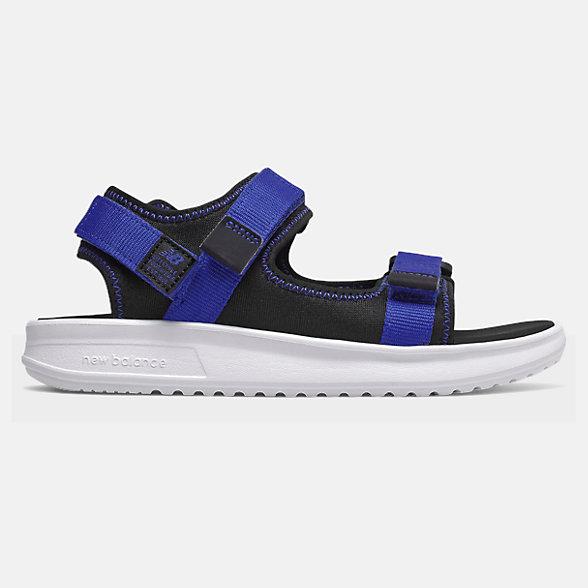 New Balance 750系列儿童休闲凉鞋, YH750BB
