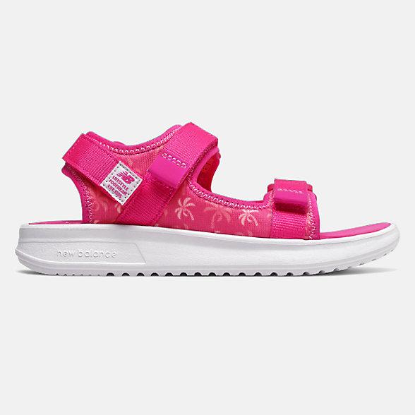 New Balance 750兒童休閑涼鞋, YH750PP