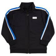 New Balance Youth NB Athletics Track Jacket, Black