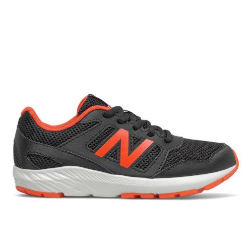 New Balance Enfant 570, Black/Orange