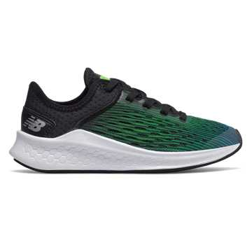 New Balance Fresh Foam Fast, Deep Ozone Blue with RGB Green & Black