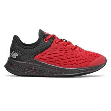 New Balance Fresh Foam Fast, Team Red with Black