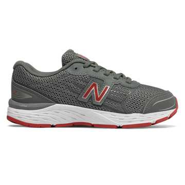 New Balance 680v5, Lead with Red