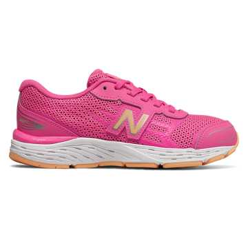 New Balance 680v5, Light Peony with Light Mango