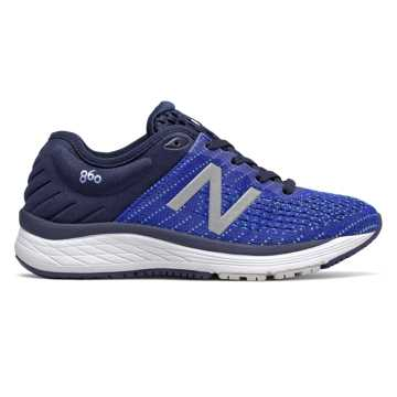 New Balance 860v10, Pigment with UV Blue & Bayside