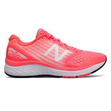 New Balance 860v9, Guava with Sunrise Glo