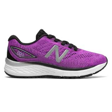 New Balance 880v9, Voltage Violet with Black
