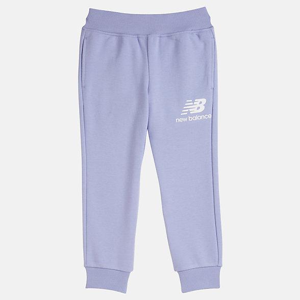 New Balance Pantalon d'entraînement superposé Essentials pour jeunes, YP93500CAY