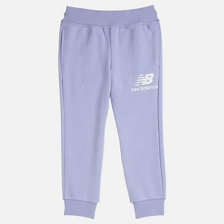 New Balance Youth Essentials Stacked Sweatpant, YP93500CAY image number null