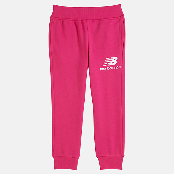 NB Youth Essentials Stacked Sweatpant, YP93500CNV