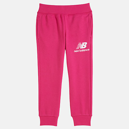 New Balance Youth Essentials Stacked Sweatpant, YP93500CNV image number null