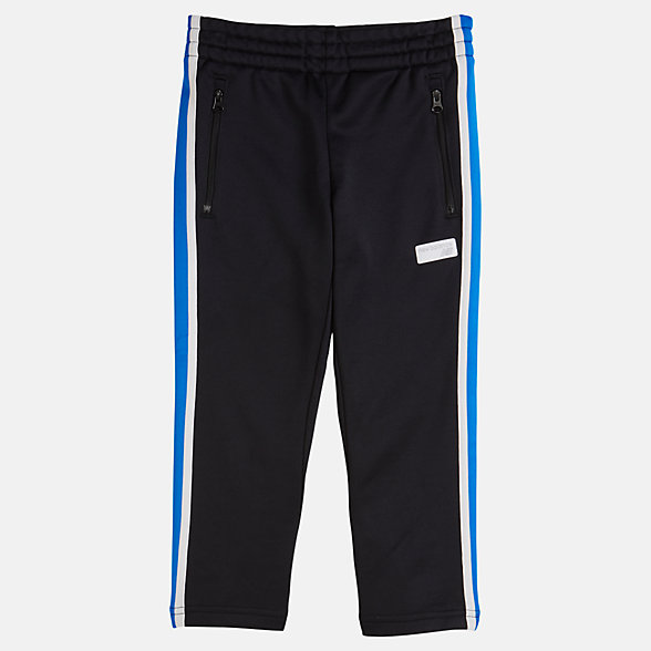 NB Youth NB Athletics Track Pant, YP93501BK
