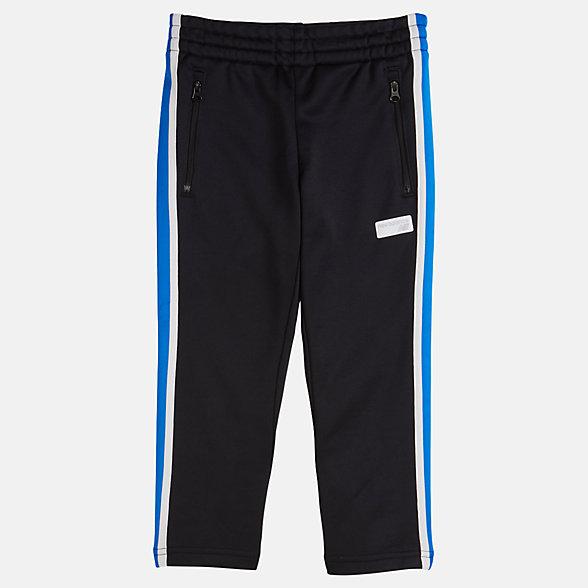 New Balance Pantalon de piste NB Athletics pour jeunes, YP93501BK