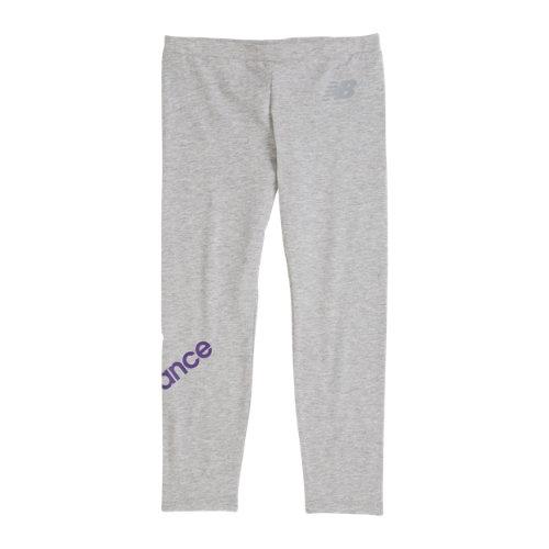 New Balance Niño Youth Essentials Legging - Grey, Grey