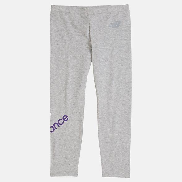 New Balance Youth Essentials Legging, YP93590AG