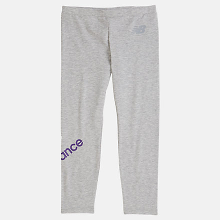 New Balance Youth Essentials Legging, YP93590AG image number null