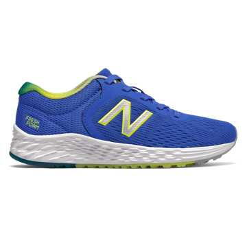 New Balance Arishi v2, Vivid Cobalt with Sulphur Yellow