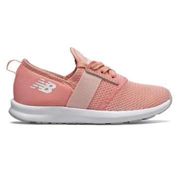 New Balance FuelCore NERGIZE, White Peach with Munsell White