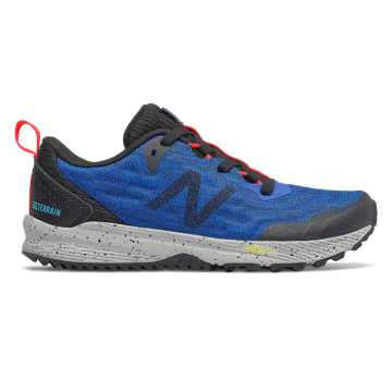 New Balance FuelCore NITREL, Vivid Cobalt with Black & Energy Red