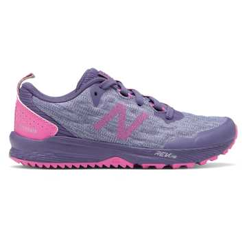 New Balance FuelCore NITREL, Clear Amethyst with Violet Fluorite & Light Carnival