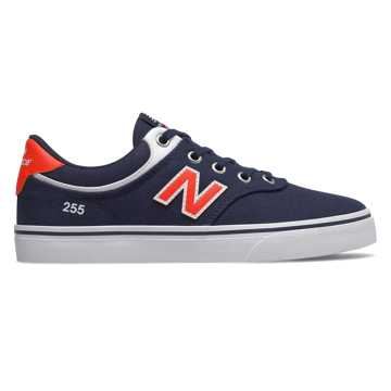 New Balance Numeric 255, Navy with White