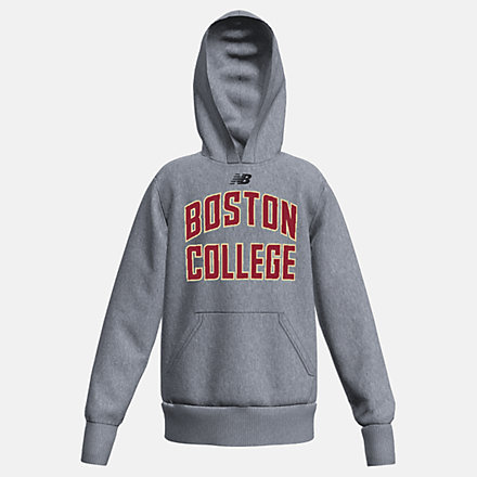 New Balance NBY Fleece Hoody(Boston College), YT502BCDALY image number null