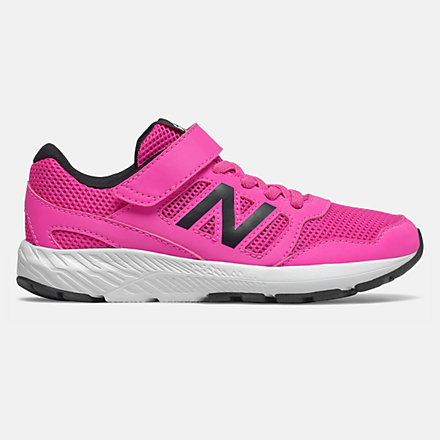 NB 570 Textile/Synthetic Bungee, YT570PW image number null