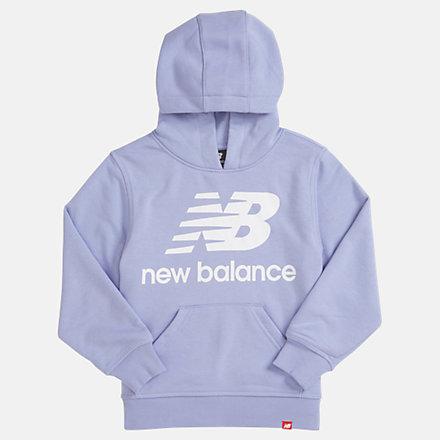 New Balance Chandail à capuche à logo superposé Essentials pour jeunes, YT93500CAY image number null