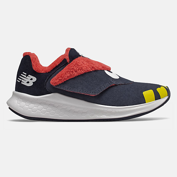 New Balance Fresh Foam系列儿童运动鞋, YTAPSMN
